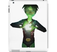 My green apple iPad Case/Skin