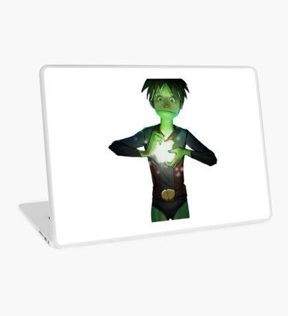 My green apple Laptop Skin