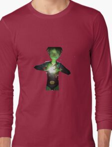 My green apple Long Sleeve T-Shirt