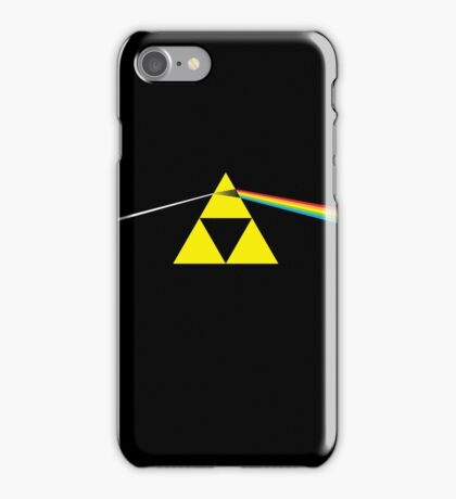 The Dark Side of the Triforce iPhone Case/Skin