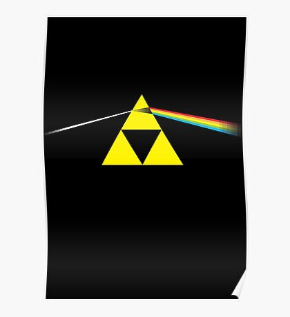 The Dark Side of the Triforce Poster