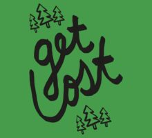 Get Lost x Muir Woods Kids Clothes