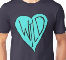 Wild Heart: Trillium Lake, Oregon Unisex T-Shirt