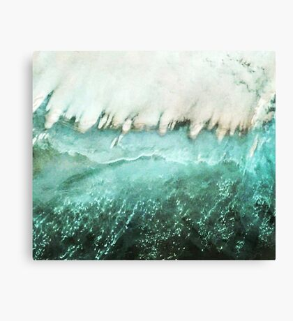 LAKE EYRE #1 Canvas Print