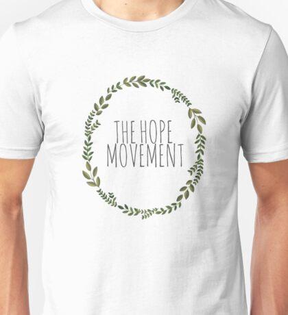hope movement Unisex T-Shirt