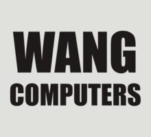 WANG computers by greatbritton99