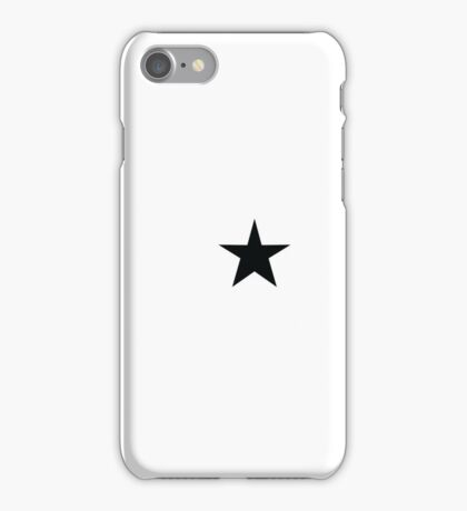 Texas State Strong Black & White iPhone Case/Skin