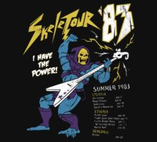 Skeletour '83 Baby Tee