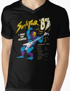 Skeletour '83 Mens V-Neck T-Shirt
