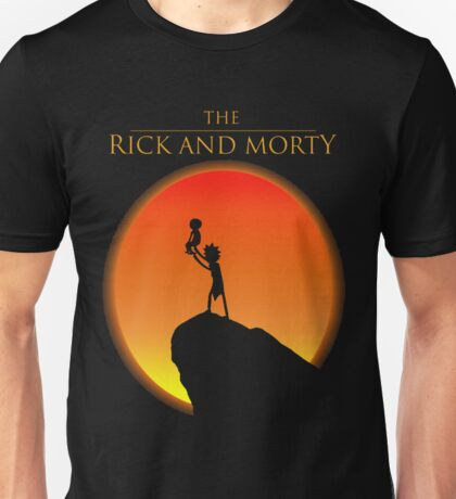 The Rick And Morty Unisex T-Shirt