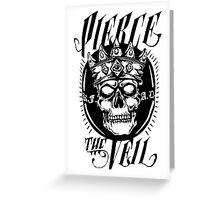 Pierce the Veil  Greeting Card