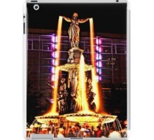 Genius of Waters Cincinnati iPad Case/Skin
