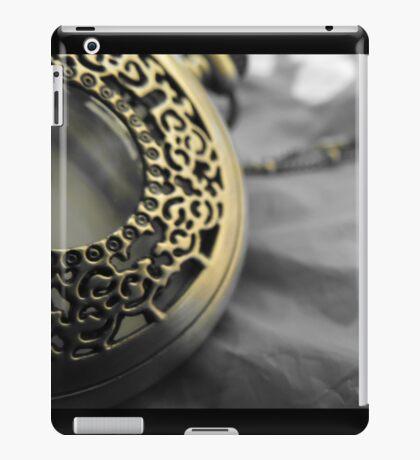 Pocket watch iPad Case/Skin