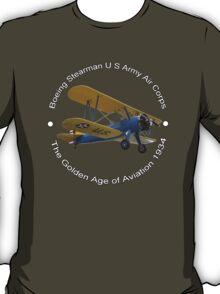 Boeing Stearman US Army Air Corps T-Shirt