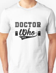 DOCTOR WHO EST. 1963 T-Shirt