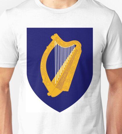 Irish Coat of Arms Unisex T-Shirt