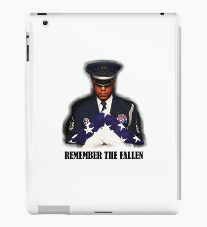 Remember The Fallen iPad Case/Skin