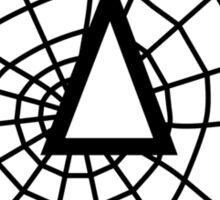 Spiderman A letter Sticker