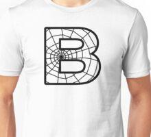 Spiderman B letter Unisex T-Shirt