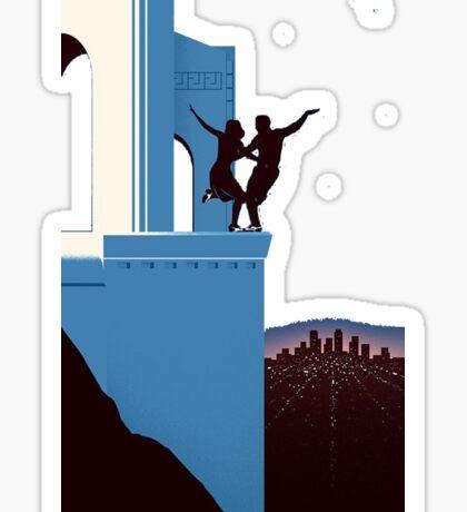 La La Land Dance Sticker