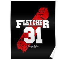 Fletcher Sash Poster