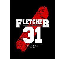 Fletcher Sash Photographic Print