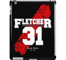 Fletcher Sash iPad Case/Skin