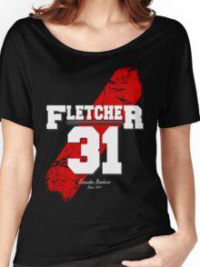 Fletcher Sash Women's Relaxed Fit T-Shirt