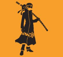 Trafalgar Law by the-minimalist