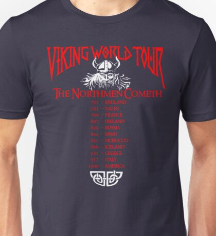 the northmen Unisex T-Shirt