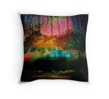 Color51 Throw Pillow
