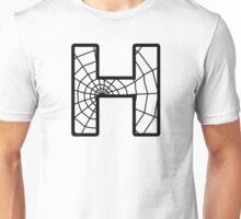 Spiderman H letter Unisex T-Shirt