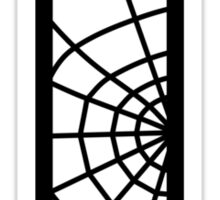Spiderman I letter Sticker