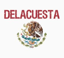 Delacuesta Surname Mexican Kids Clothes