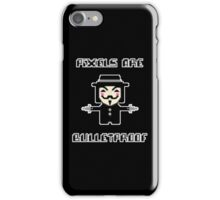Pixels are Bulletproof iPhone Case/Skin
