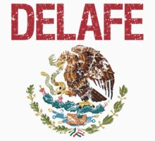 Delafe Surname Mexican Kids Clothes