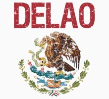 Delao Surname Mexican Kids Clothes