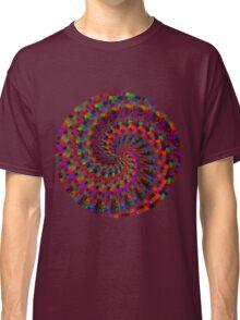 Multicolored Twist Classic T-Shirt