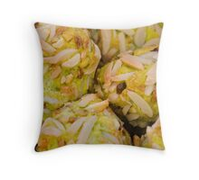 sweet biscuits Throw Pillow
