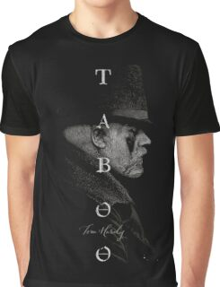 Taboo Series Graphic T-Shirt