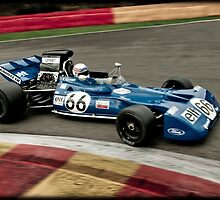 1973 Tyrrell 006 by Paul Peeters
