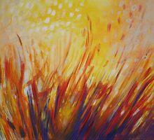 Burning Brightly by Clare McCarthy