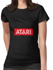 atari Womens Fitted T-Shirt