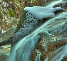Crystal Brook Falls, Mt. Buffalo  by Kevin McGennan