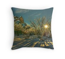 The Cathedral, Mount Buffalo  Throw Pillow