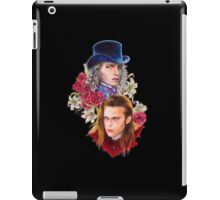 a fanart of Luis and Lestat iPad Case/Skin