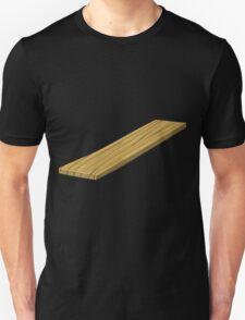 Glitch miscellaneousness board Unisex T-Shirt