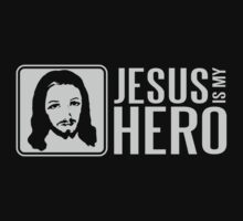 Jesus is my hero by nektarinchen
