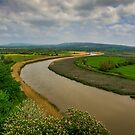 River Shannon by mlphoto