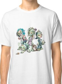 Little zombies Classic T-Shirt